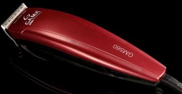 GM 560 13 piezas: cortadora profesional con múltiples peines de alzada para máxima precisión de corte.