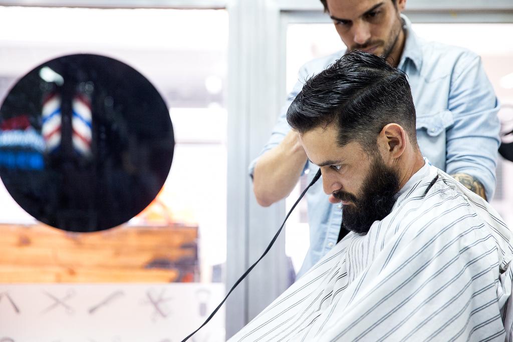 Videos corte de cabello con maquina