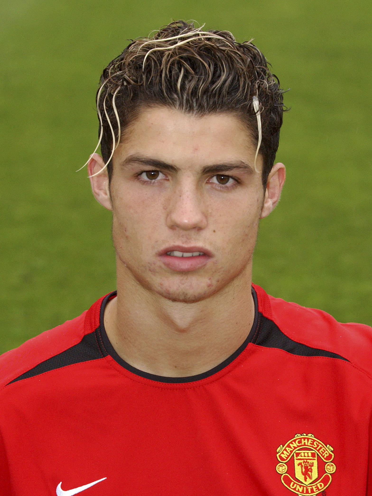 El estilo de Cristiano Ronaldo Comunidad GAMA Italy