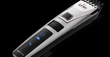 Clipper GC 572: Diseño ergonómico. Ocho posiciones de corte. Cuchillas de acero inoxidable. Cord Cordless. Indicador LCD de corte y limpieza.