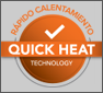 quick heat